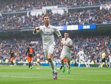 LIVE: Ronaldo zorgt met het hoofd voor opluchting bij Real