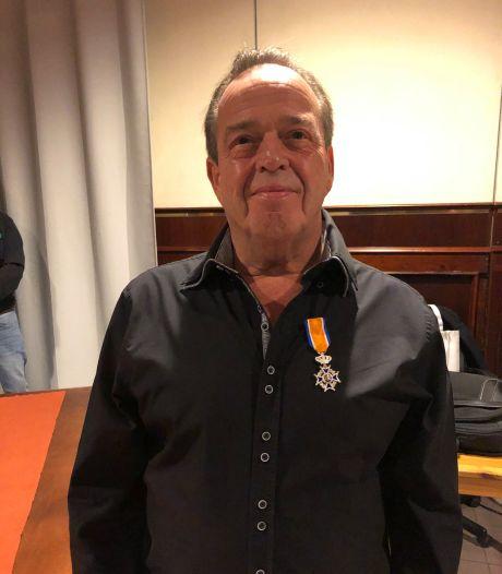 Koninklijke onderscheiding voor Valkenswaardenaar Ed Maes