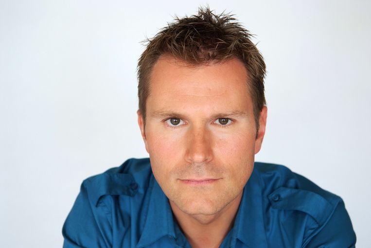 Wim De Vilder, presentator van over 5 jaar Beeld ANP