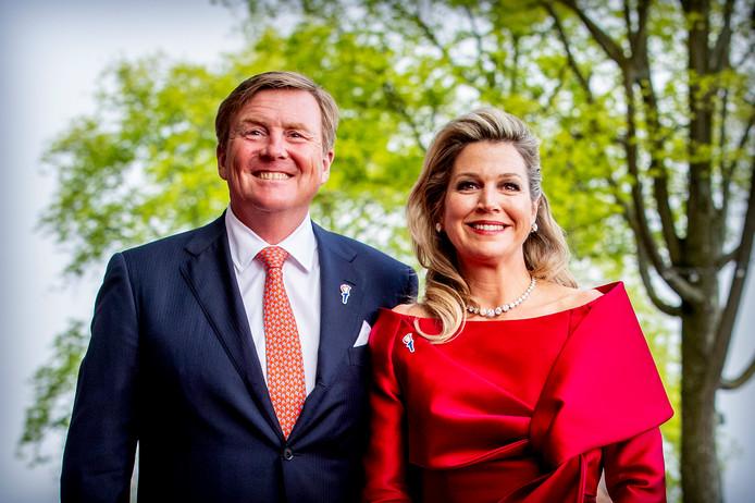 Koning Willem-Alexander en koningin Maxima bezoeken op woensdag 29 mei de gemeenten Tiel, Neder-Betuwe, West Betuwe en Culemborg.