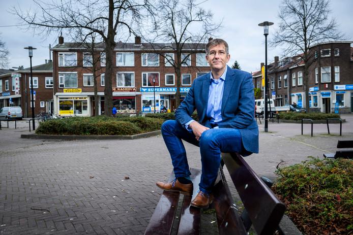David Schalken van Beter Voor Dordt.
