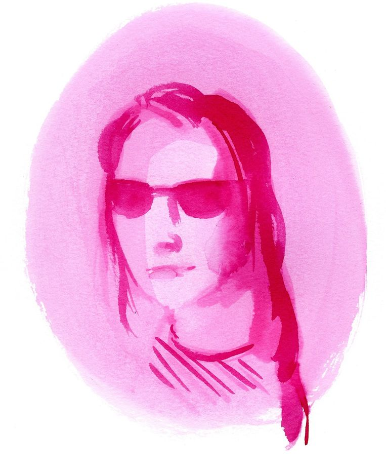 Ellen Deckwitz Beeld Claudie de Cleen