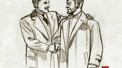 Gestolen Blake & Mortimer-tekeningen brachten zeker 20 miljoen euro op