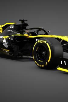 Ricciardo en Hülkenberg onthullen nieuwe Renault