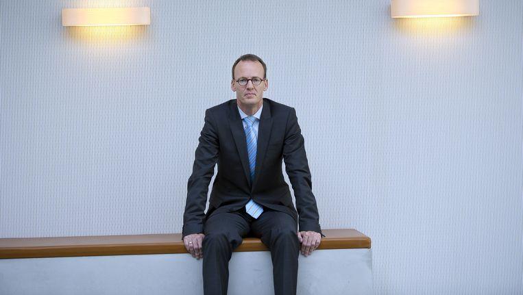 Klaas Knot, de president van de Nederlandse Bank (DNB). Beeld ANP