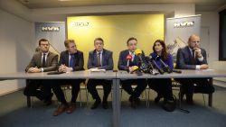 """De Wever: """"Michel zal opstijgen als premier van de Zweedse coalitie, maar landen als premier van de Marrakech-coalitie"""""""