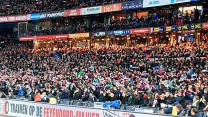 """""""Feyenoord loopt miljoenen mis door alcoholverbod in stadion"""""""
