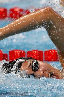 Brons voor estafettevrouwen op 4x100 vrij
