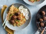 Wat Eten We Vandaag: Indonesische gehaktballen met mie