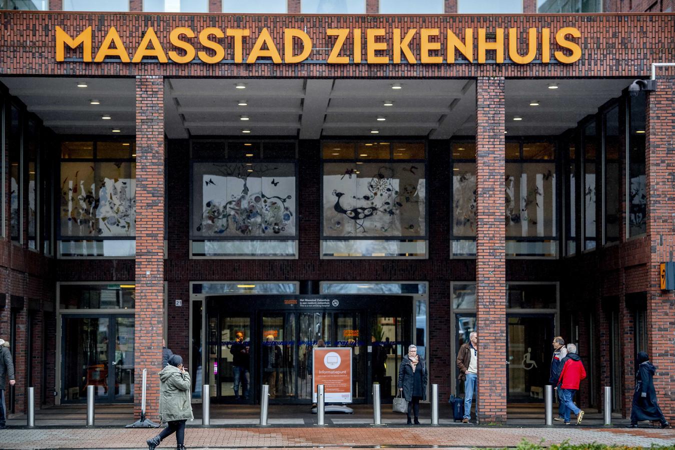 Het Maasstad Ziekenhuis meldt dat er een coronapatiënt is overleden.