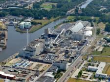 'Zoutfabriek Hengelo gaat in  de verkoop'