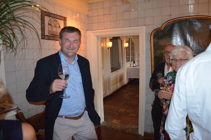 Ron van Mil op zijn vijftigste verjaardag