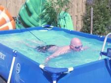 Waterbedrijven in Drenthe en Groningen: zet gerust een zwembad in de tuin, maar doe dat slim