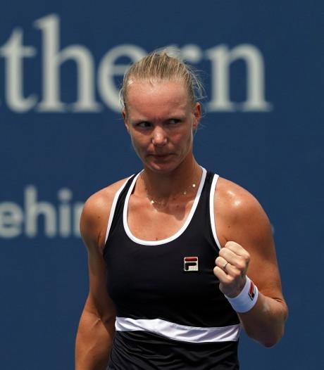 Bertens treft Badosa in eerste ronde US Open, Haase tegen Schwartzman