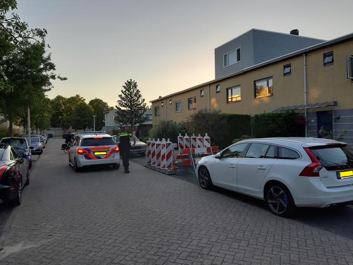 De politie moest er op 2 juli aan in Zwolle te pas komen om te bemiddelen in een conflict tussen oud-compagnons Bob Kooistra en Marijn de Jong.