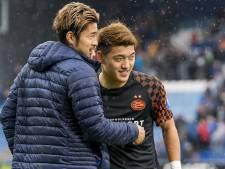 Wat een streep! PEC-verdediger Nakayama scoort bij sensationele zege Japan