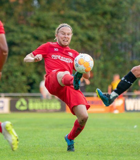 Jeroen van der Lely (23) is liever student dan topvoetballer bij FC Twente
