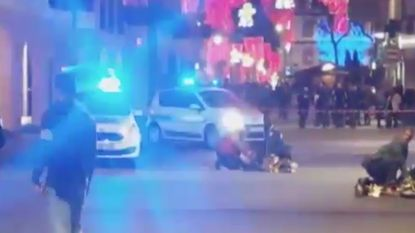Terrorist doodt 2 mensen in Straatsburg