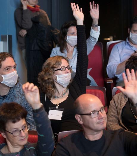 Actievoerders tegen vliegroutes willen doorpakken na fouten in onderzoek