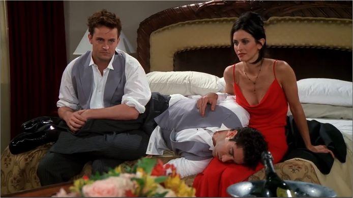 In de serie Friends delen zes vrienden een woning in New York.