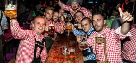 Oktoberfest Oudenbosch is opmaat naar het carnavalsseizoen