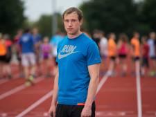 Geoffrey van Dipten: vijfde op NK met persoonlijk record