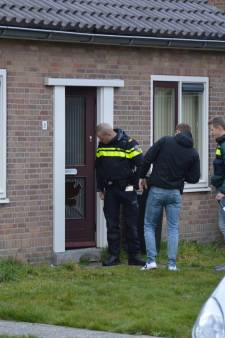 Politie: man met mes in Woerden wilde zichzelf verwonden