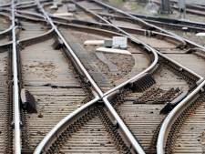 Geen treinen tussen Dieren en Zutphen door spooronderhoud