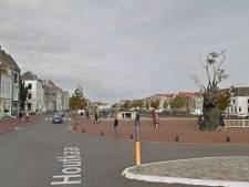 Woonbooteigenaar wil geen friettent aan Middelburgse Houtkaai
