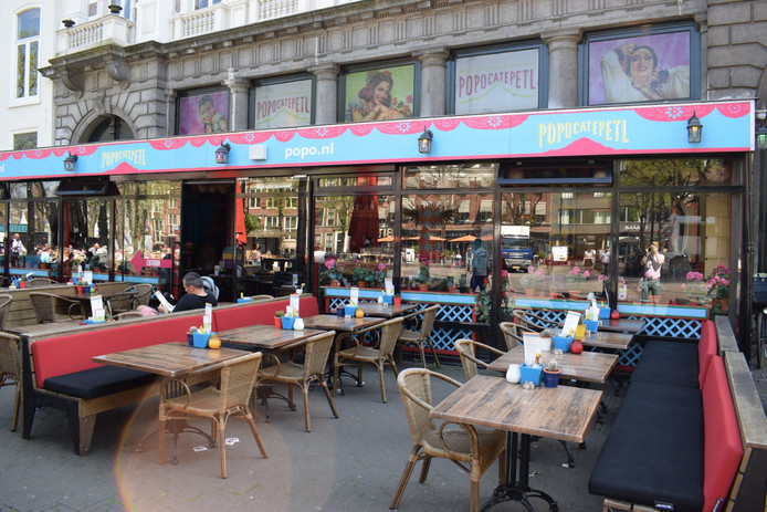 Popocatepetl in Den Haag