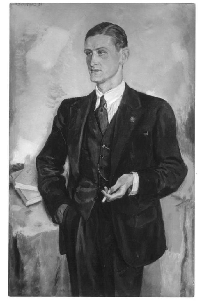 Albert van Abbe.