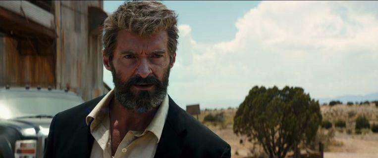 Hugh Jackman als Logan. Beeld
