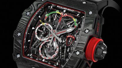 Zakkenroller op Ibiza aan de haal met McLaren-horloge van miljoen euro