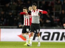 Zwak PSV neemt met teleurstellend gelijkspel afscheid