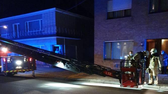Loos brandalarm op oudejaarsavond in Papegem