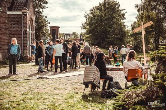 Watertorenfestival eerste editie
