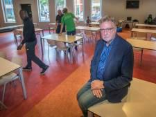 Directeur Hanse Huizer: 'Met het pamperen van leerlingen red je het niet'