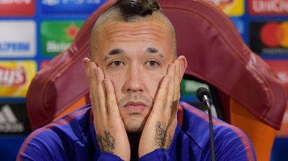 Martínez neemt Nainggolan niet mee naar Rusland