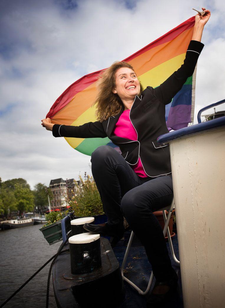 Vera Bergkamp. Beeld Harmen De Jong