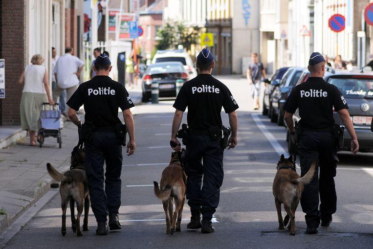 De politiepatrouilles zijn uiteraard zelf ook bijzonder waakzaam.