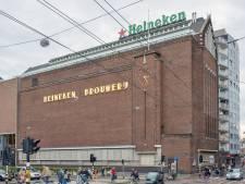 Ontslaggolf dreigt bij Heineken op Amsterdams hoofdkantoor