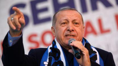 Partij van Erdogan vraagt om resultaten van stembusgang in Istanboel te annuleren