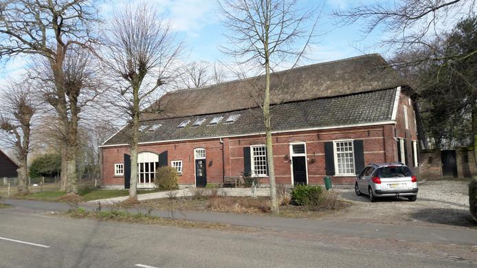 Een van de drie locaties van De Boerderij in Reek, de woon-werkvoorziening voor mensen met autisme.