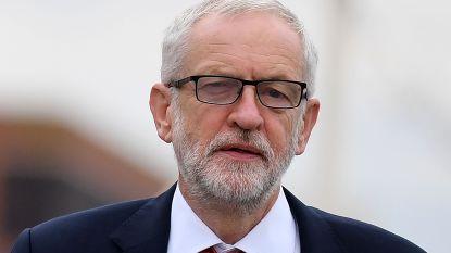 Corbyn belooft nieuw brexitreferendum in juni als Labour meerderheid zou halen