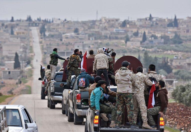 Afbeeldingsresultaat voor turkse agressie in syrie