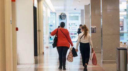 """Rustige eerste zaterdag in Wijnegem Shopping Center: """"Maximumcapaciteit nog niet bereikt"""""""