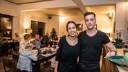 Maya en Thomas openen brasserie 't Ven