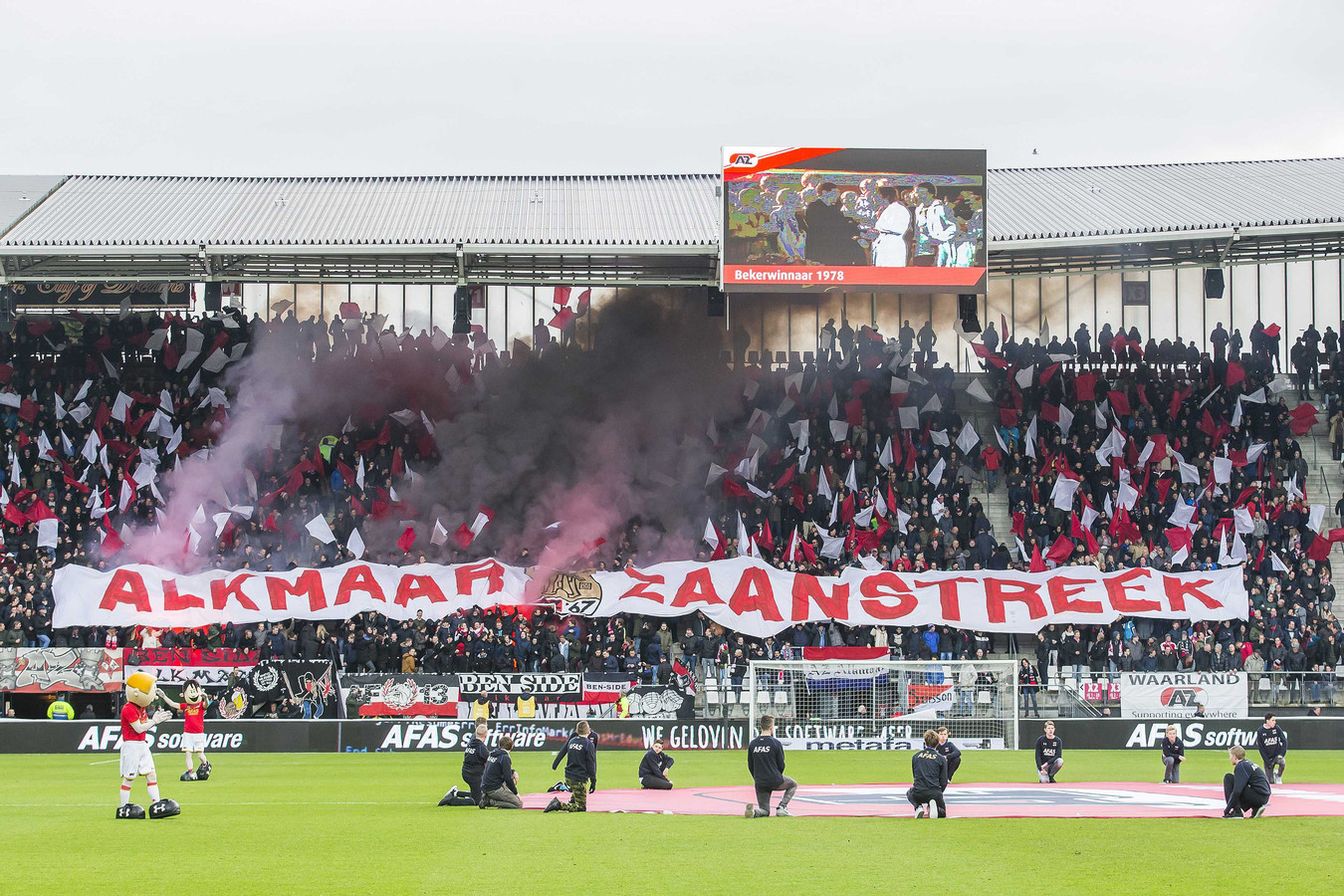 Supporters AZ-Ajax