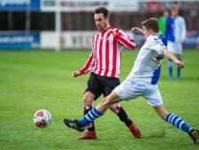 Uitslagen amateurvoetbal Apeldoorn e.o. zondag 8 december
