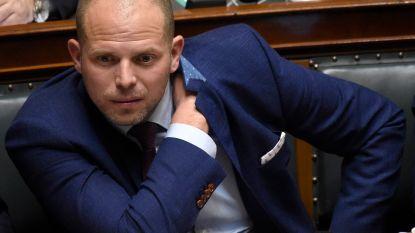 """Theo Francken (N-VA): """"Moeten nu vooral eendrachtig zijn als Vlaamse partijen"""""""